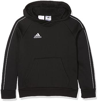 30ef11536f3b adidas Core18 Hoody Y Sweatshirt  Amazon.de  Sport   Freizeit
