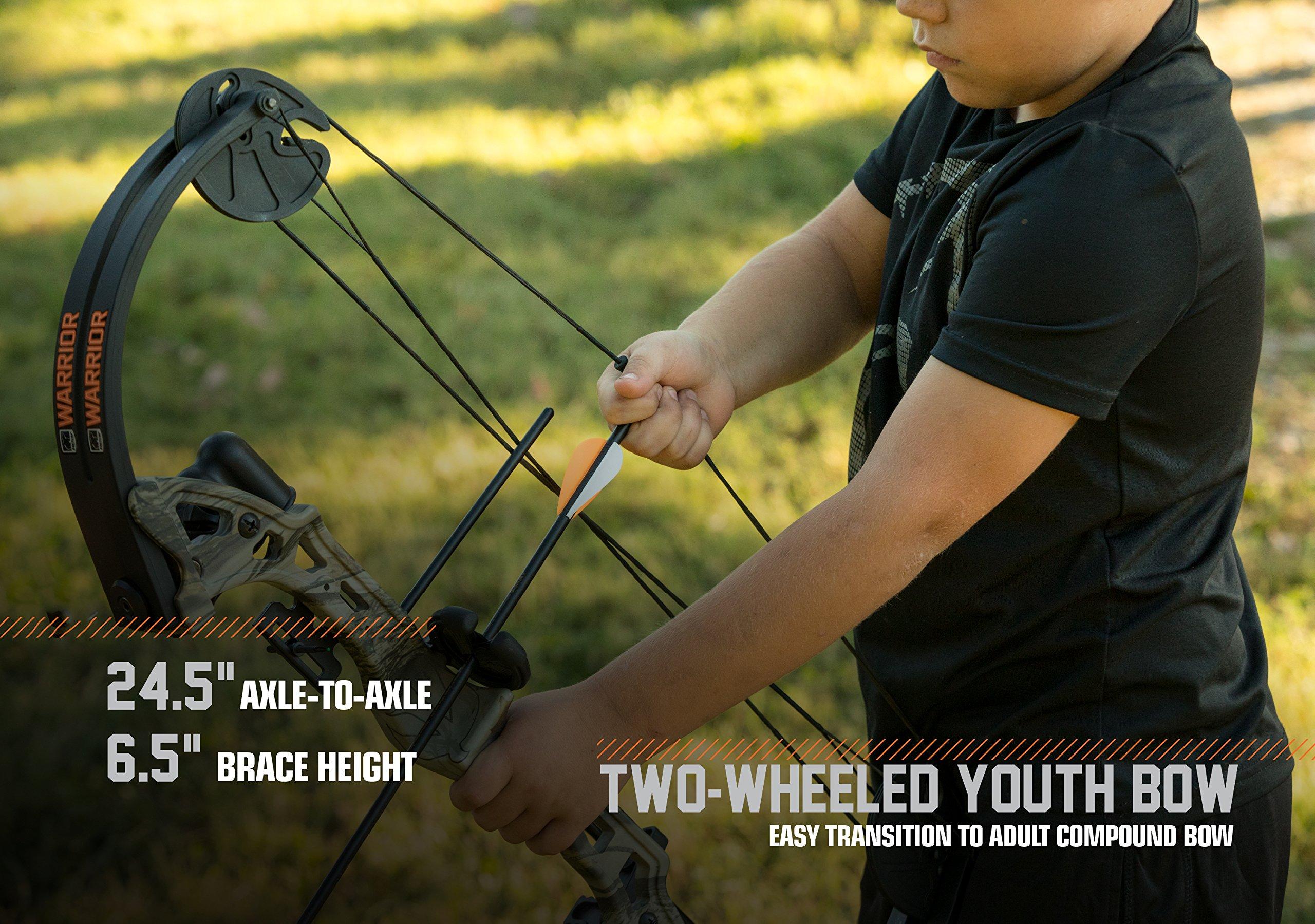 Bear Archery Warrior Youth Bow by Bear Archery (Image #4)