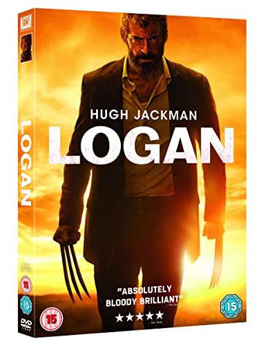 Image result for logan dvd
