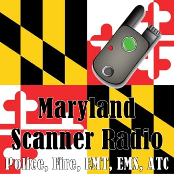 Amazon com: Maryland Scanner Radio - Police, Fire, EMS: Appstore for