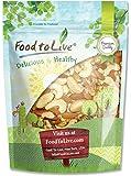 Food to Live Mixed Raw Nuts (Cashews, Brazil Nuts, Walnuts, Almonds) (1 Pound)