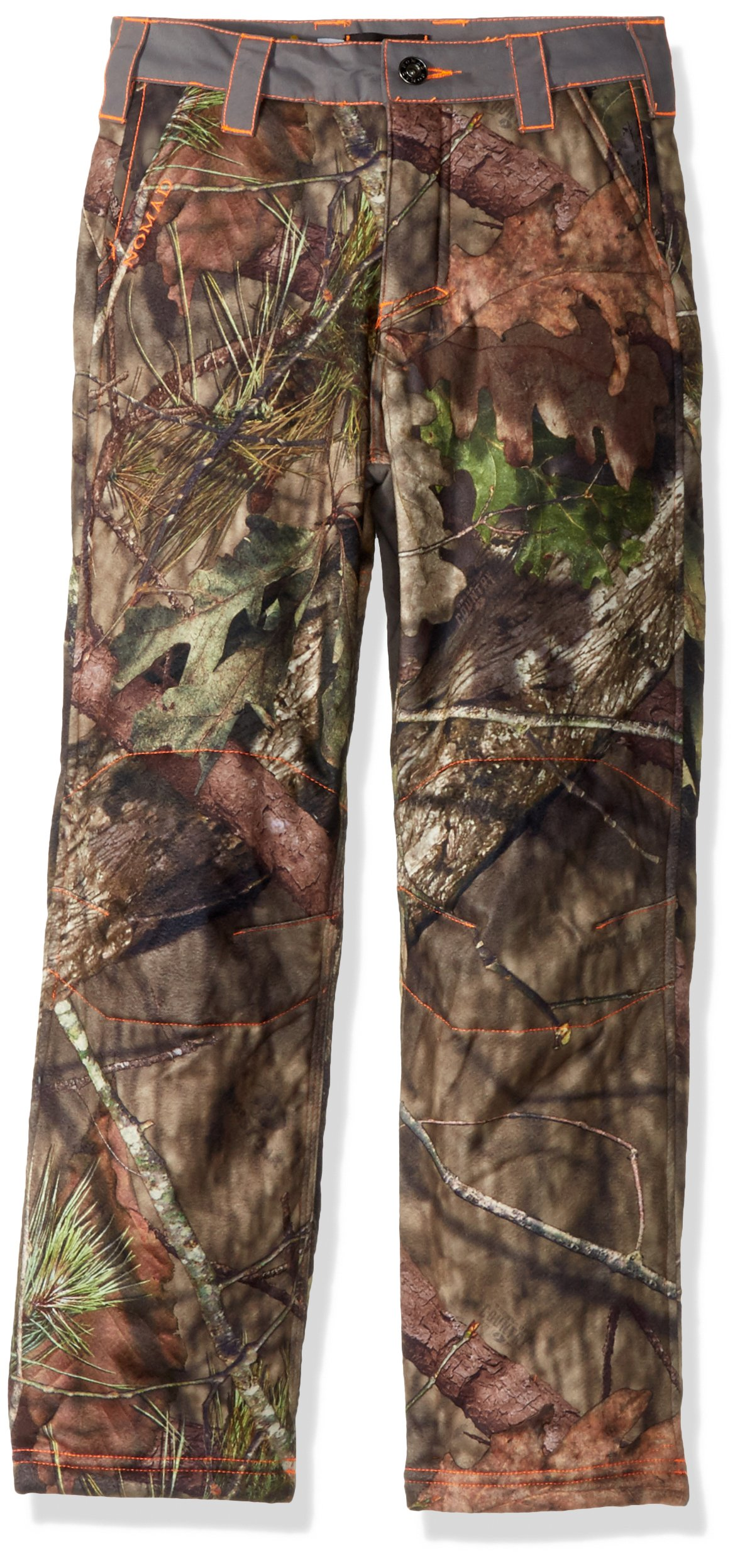 Nomad Youth Harvester Pant, Mossy Oak Break-Up Country, Youth Medium by Nomad