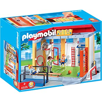 Amazon Playmobil 5923 Figure Set Furnished School Set Toys Games