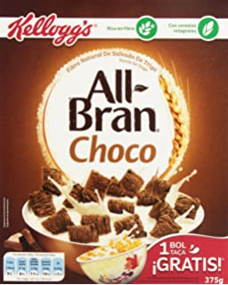 All-Bran Choco - Cereales con chocolate - 375 g