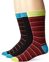 Ben Sherman Men's 3 Pack Lawrence Crew Socks