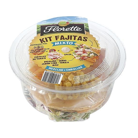 Florette Ensalada Completa Kit Fajitas - 285 gr