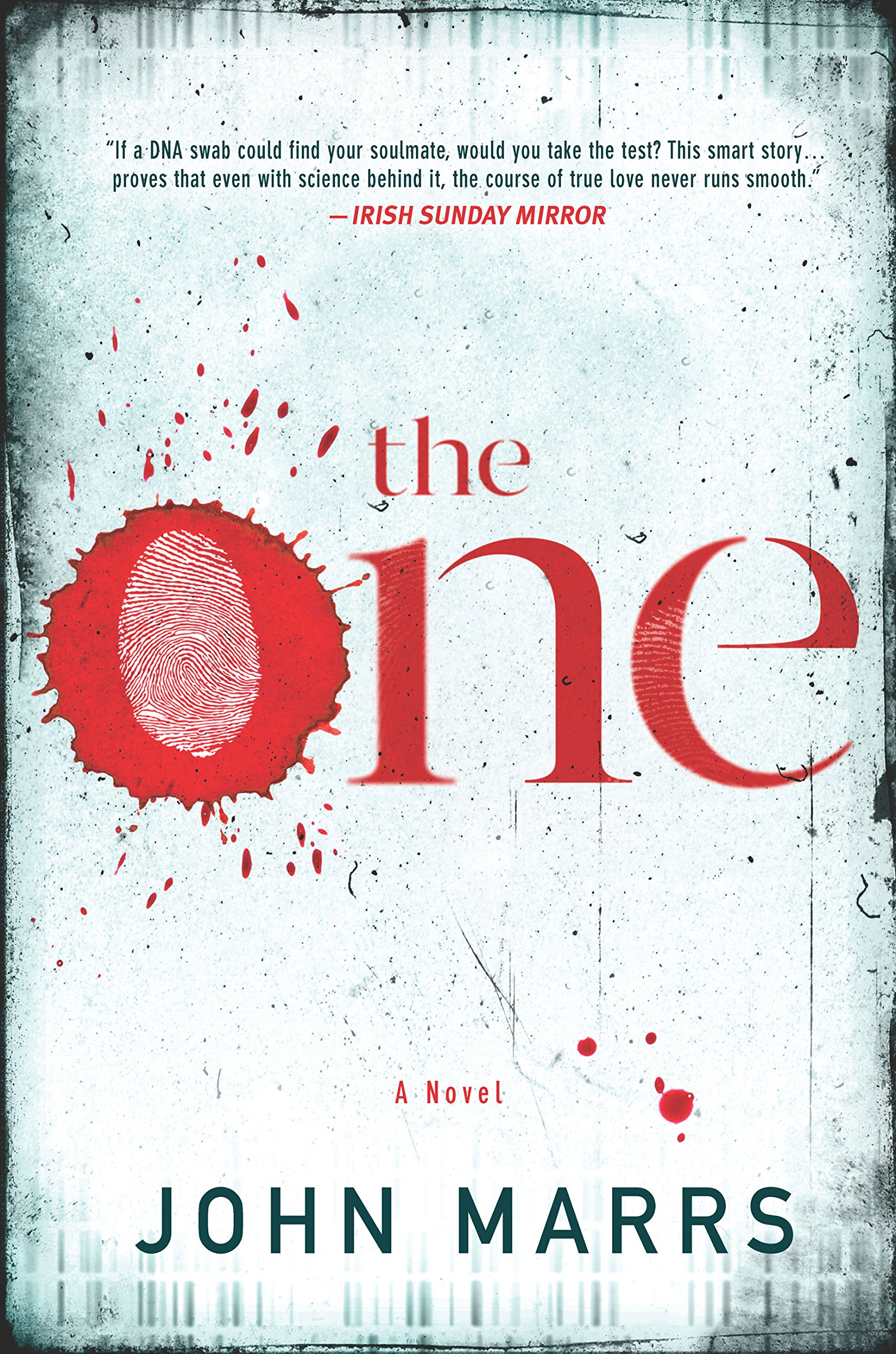 The One: Marrs, John: 9781335005106: Amazon.com: Books