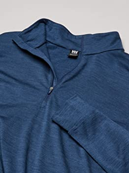 Helly Hansen HH Merino Mid 1/2 Zip Camiseta Térmica, Hombre, 604 ...