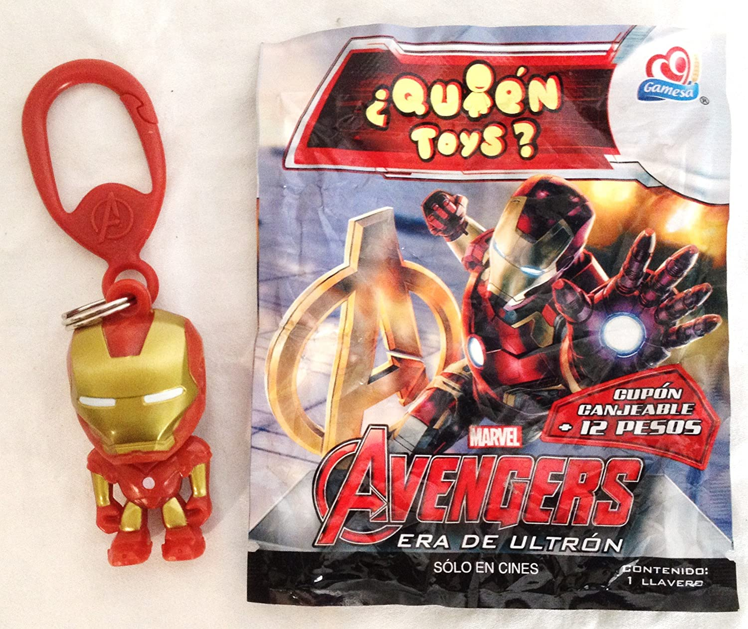 Avengers: Age of Ultron Mexico Exclusive Gamesa Cookies ...
