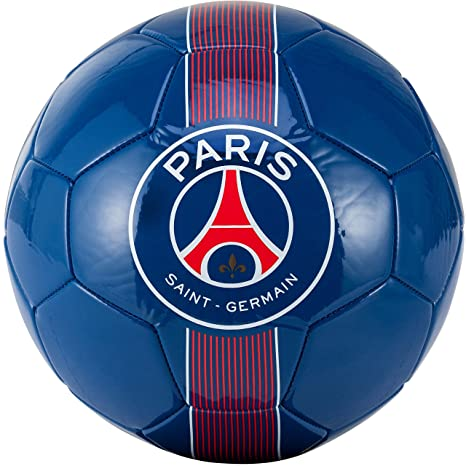 Paris Saint Germain Balón oficial Talla 5: Amazon.es: Deportes y ...