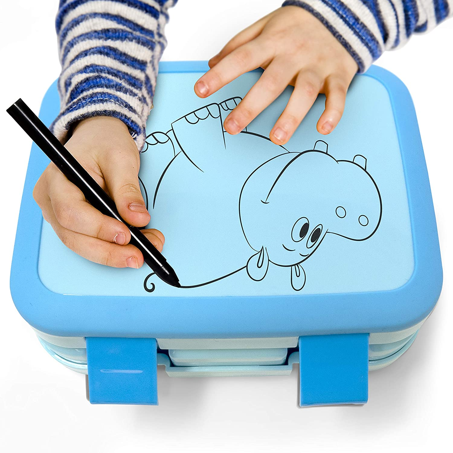Top 10 Best Kids Lunch Boxes (2020 Reviews & Buying Guide) 4