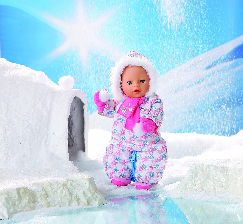 baby born winter set