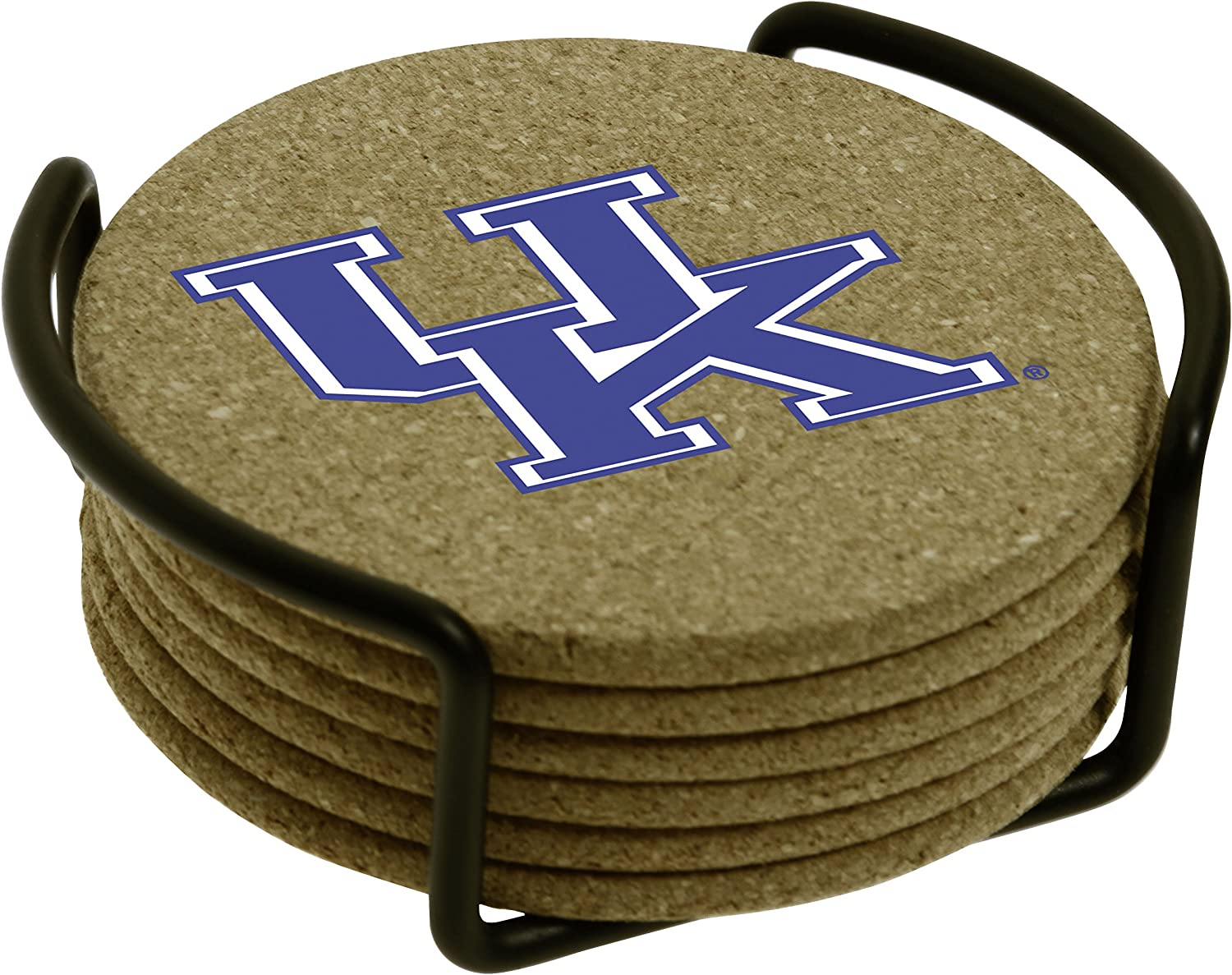 Thirstystone University of Kentucky with Holder Included Cork Gift Set