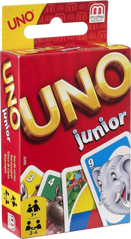 Uno Junior Card Game 52456  BRAND NEW