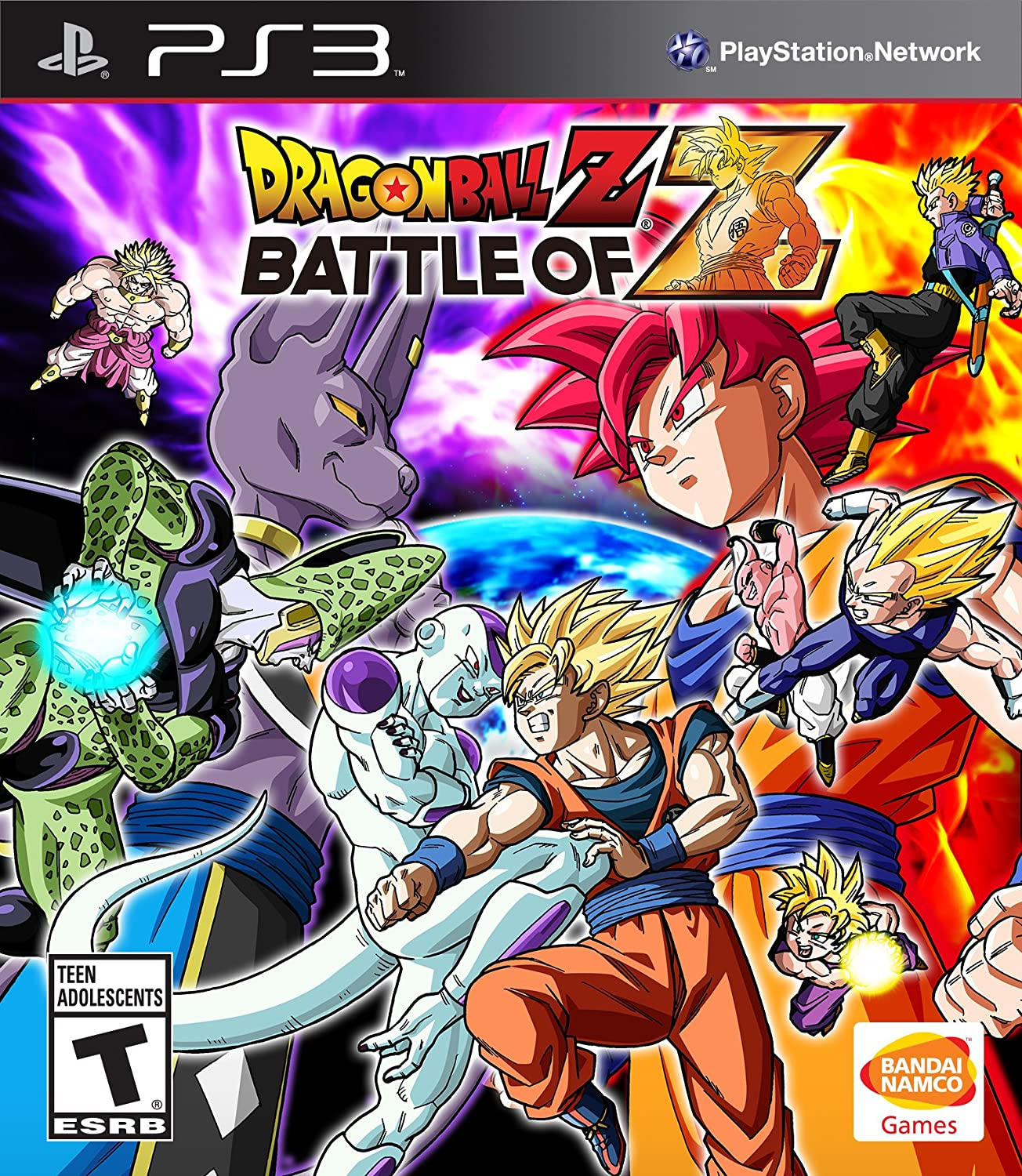 Buy dragon ball z battle of z ps3 online at low prices in india buy dragon ball z battle of z ps3 online at low prices in india namco video games amazon voltagebd Image collections