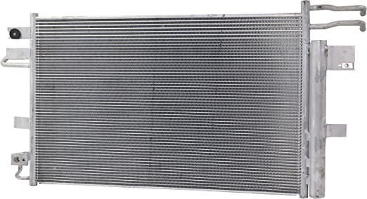 New A//C AC Condenser Front for Ford Explorer 2016-2018 FO3030265 EB5Z19712E