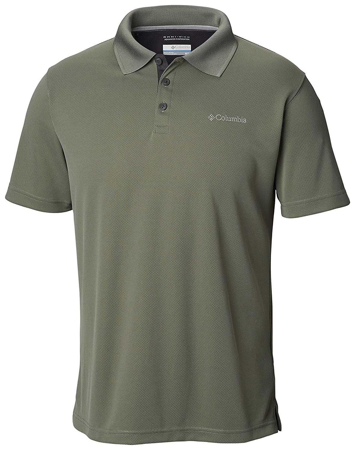Cyprès S Columbia Homme Polo