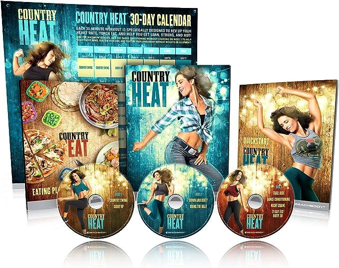 Beachbody Country Heat Dance Workout DVD - Autumn Calabrese