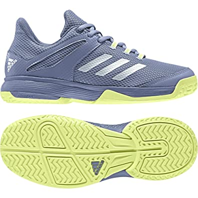 sports shoes 3292a b96e8 adidas Unisex-Kinder Adizero Club Tennisschuhe