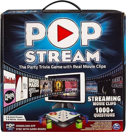 Spin Master Games Pop Stream Board Game: Amazon.es: Juguetes y juegos
