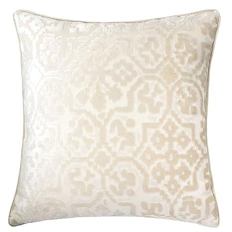 Amazon.com: Funda de almohada de terciopelo Homey Cozy ...