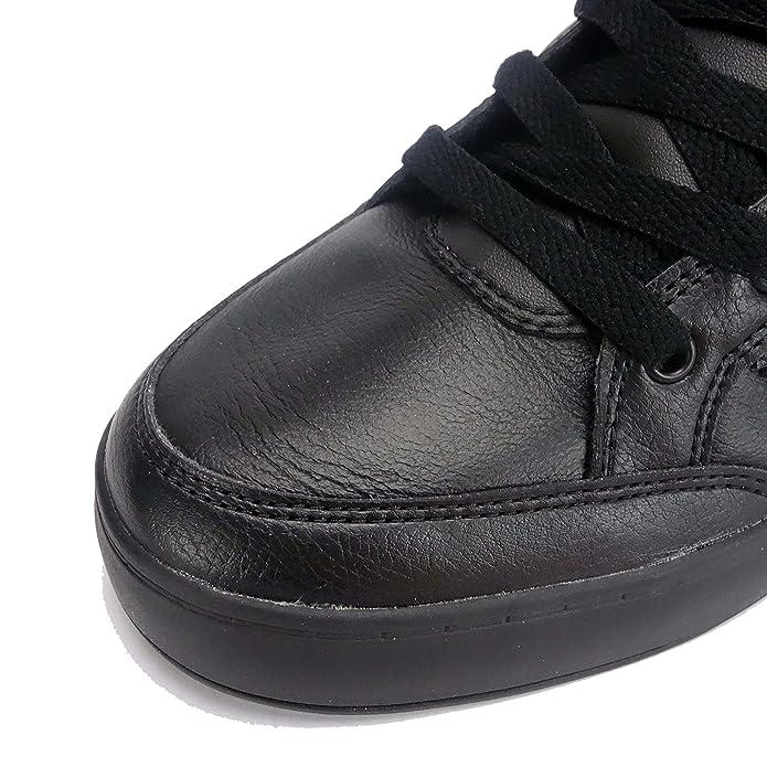 Adidas Hardcourt Grande Logo Scarpe da Uomo Black AQ2865