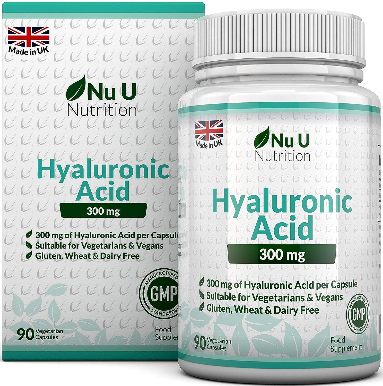 Ácido Hialurónico 300 mg