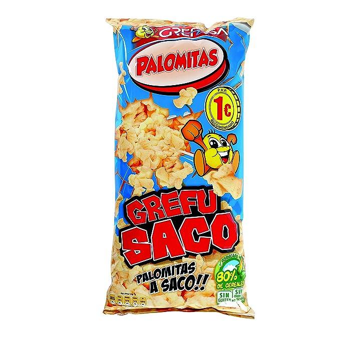 GREFUSA grefusaco palomitas bolsa 135 gr: Amazon.es ...