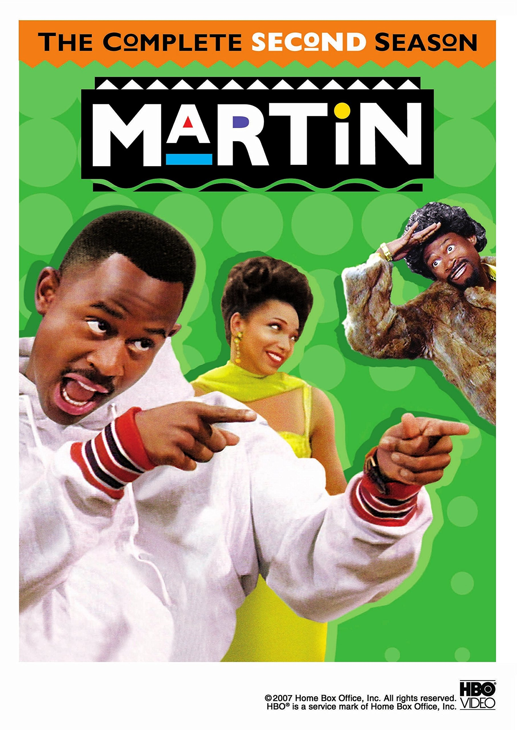 Martin: Season 2 by HBO Home Video