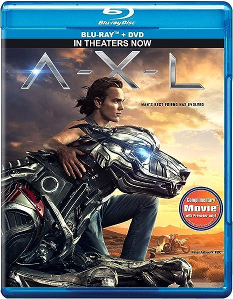 A X L (2018) 720p HEVC UNCUT BluRay x265 ESubs [Dual Audio] [Hindi or English] 450MB