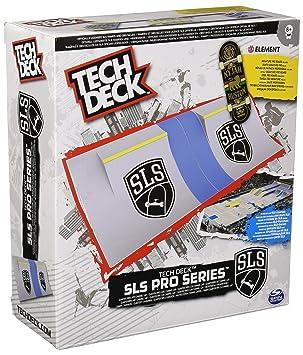 Tech Deck 6035883 SLS - Kit de rampa: Amazon.es: Juguetes y ...