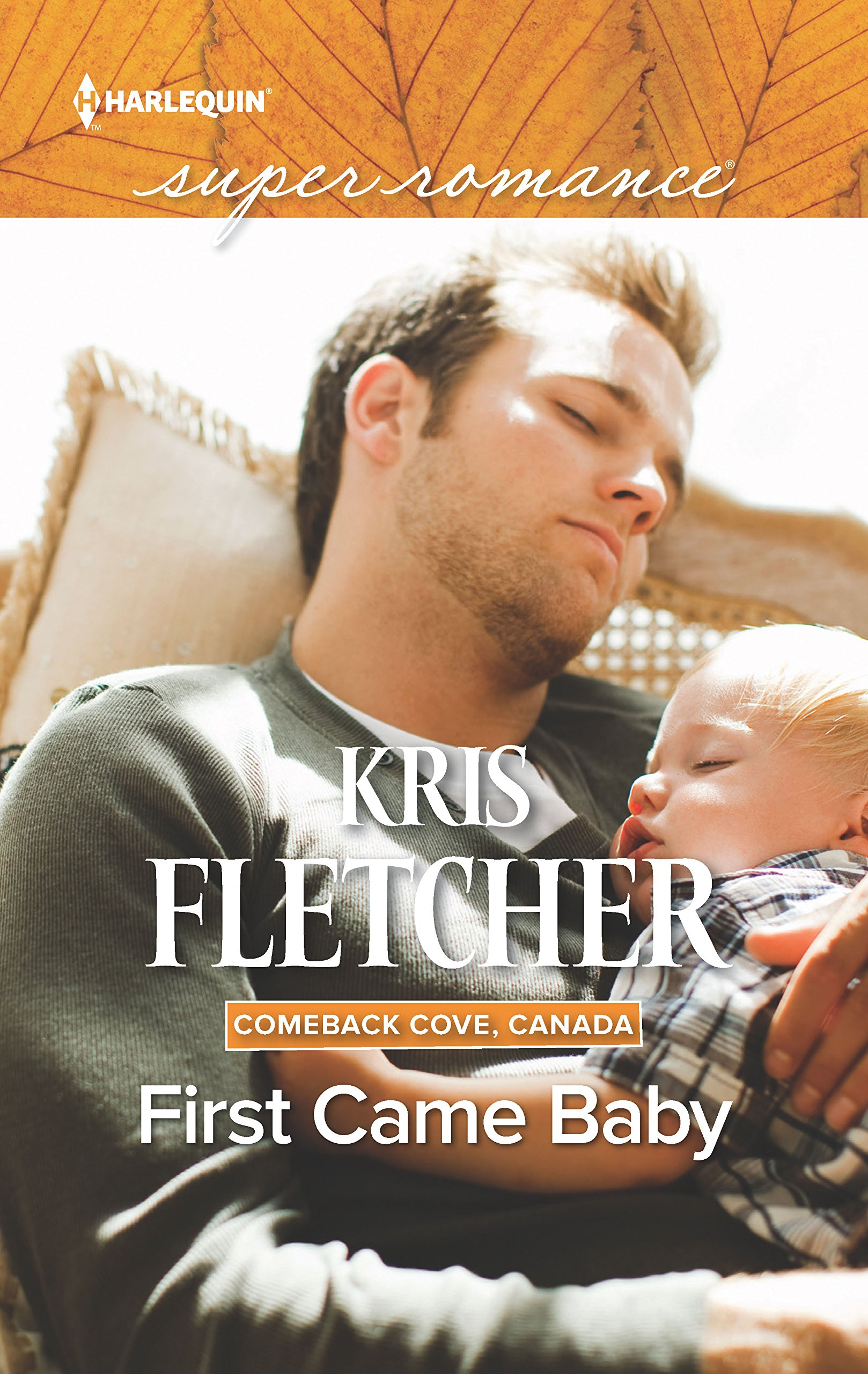 Read Online First Came Baby (Comeback Cove, Canada) ebook