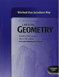 Amazon.com: Geometry - Teacher's Edition (Common Core Edition ...