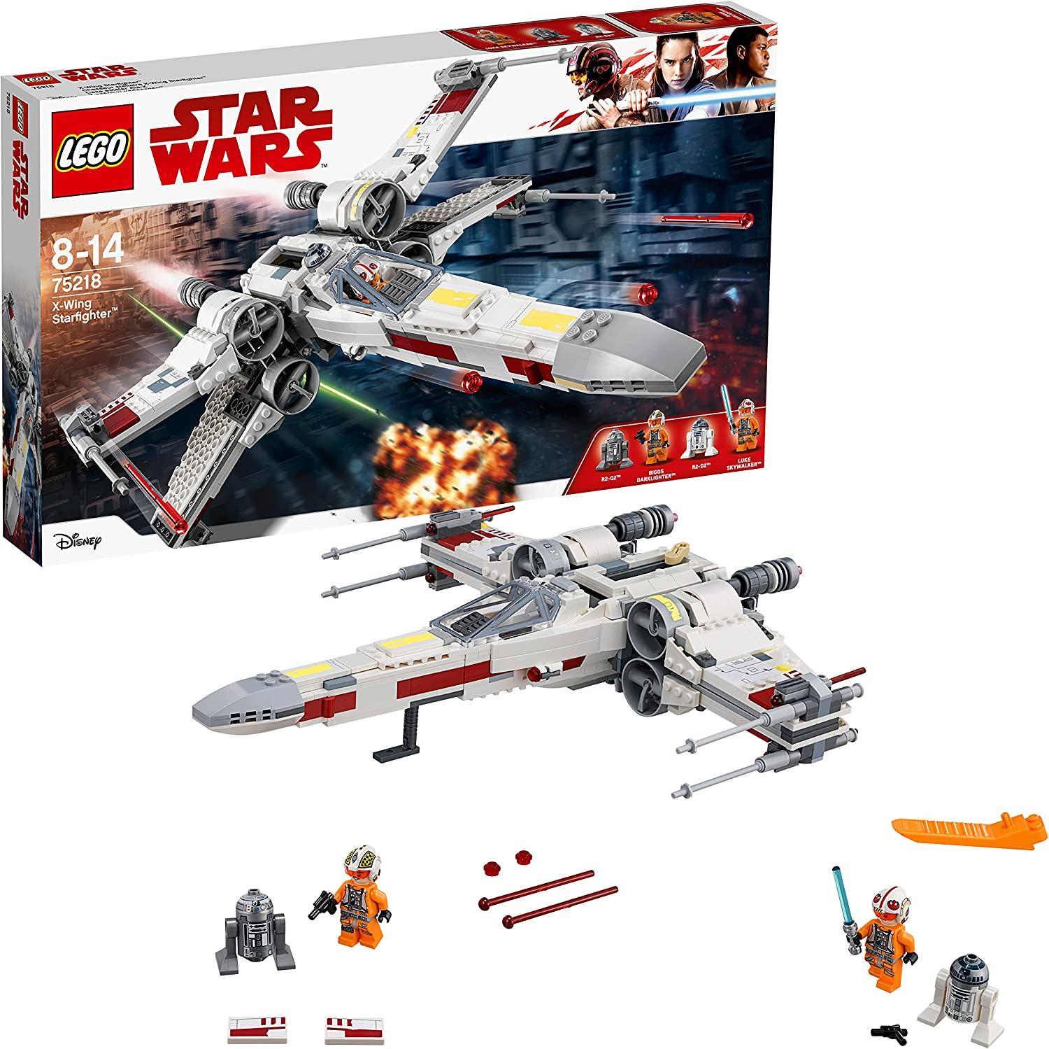 LEGO Star Wars X-Wing Starfighter Building Set