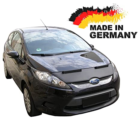 Ford Fiesta 7 Bonnet Hood Bra Front End Mask Car Bra Stoneguard Protector TUNING