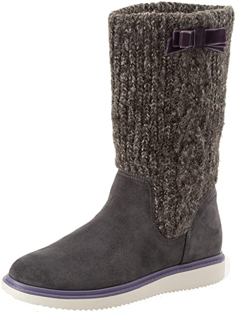 Geox J Thymar Girl D, Botas Altas para Niñas: Amazon.es: Zapatos y complementos