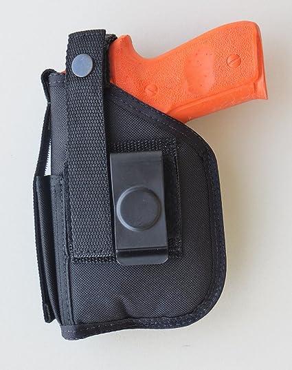 Bulldog side gun holster for Taurus Millennium G2 PT111 with laser
