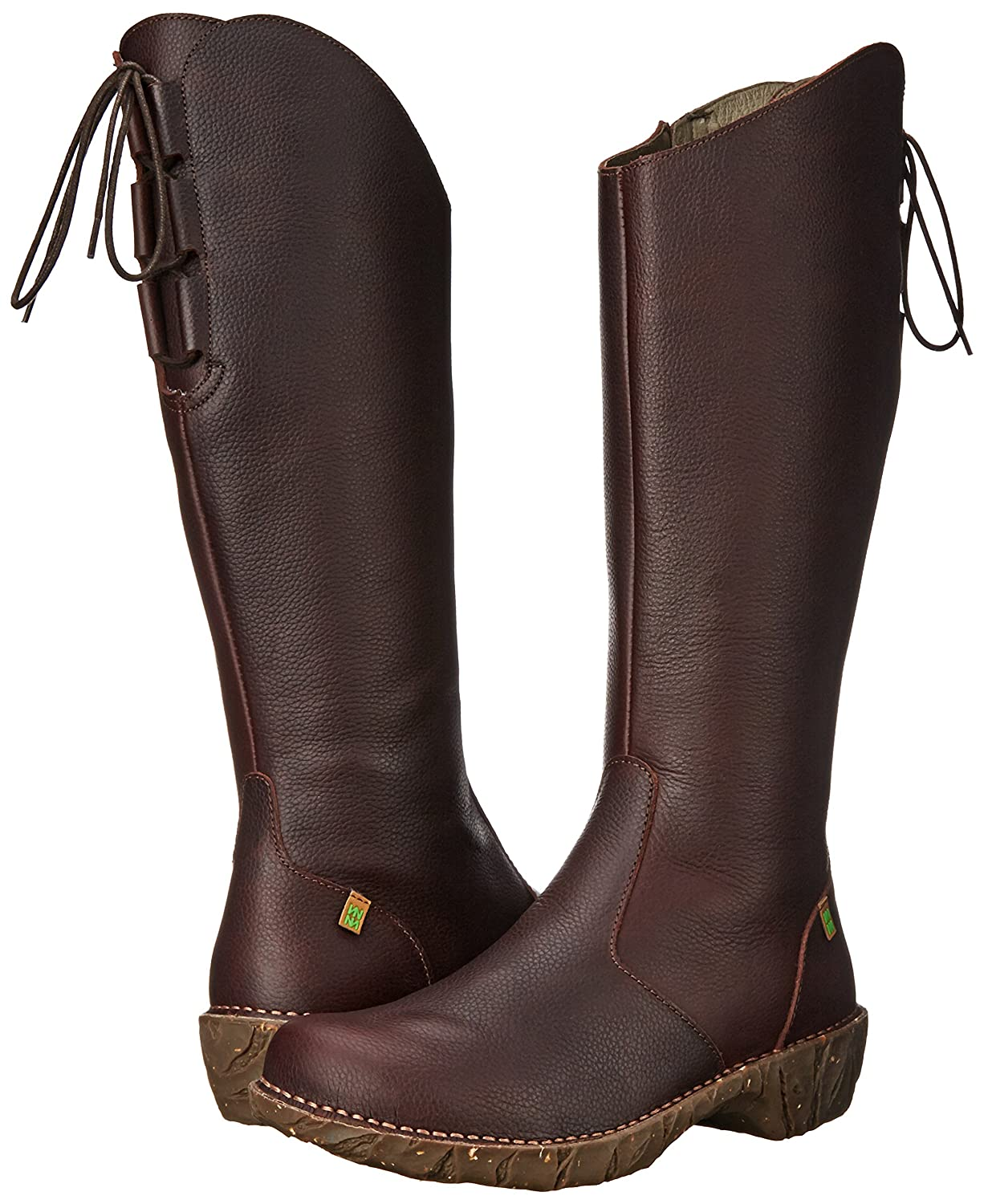 brown Marron Yggdrasil Bottes Grain Ne20 Naturalista Femme El 7w0Bpp