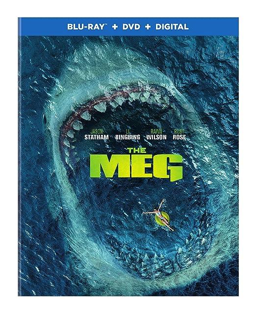 675f704340 Amazon.com: Meg, The (BD) [Blu-ray]: Jon Turtletaub, Jason Statham,  Bingbing Li, Rainn Wilson, Ruby Rose, Winston Chao, Page Kennedy, Jessica  McNamee, ...