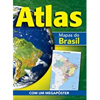 Ciranda Cultural Atlas - Mapas do Brasil: Mapas do Brasil, Verde