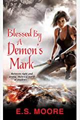Blessed By a Demon's Mark (Kat Redding Book 3) Kindle Edition