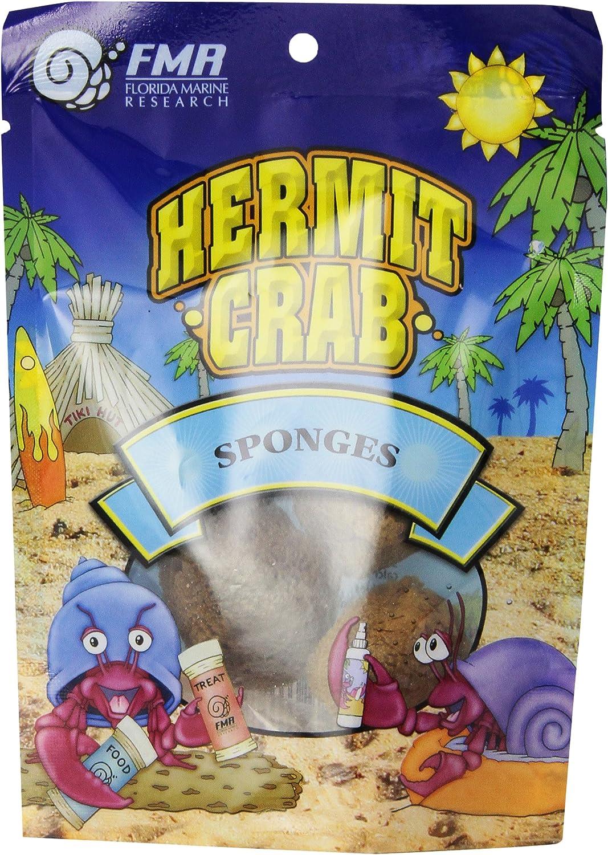 Florida Marine Research SFM33336 3-Pack Natural Small Animal Sponge