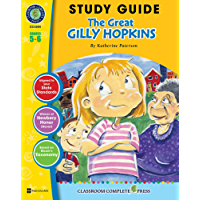 Study Guide - The Great Gilly Hopkins Gr. 5-6 (English Edition)