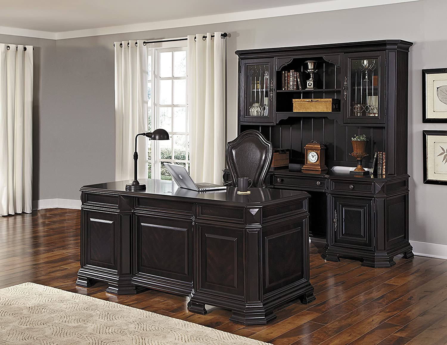 of poster amazon kitchen dp furniture america lexington queen dining bed low com cherry
