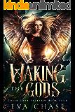 Waking the Gods: A Reverse Harem Urban Fantasy (Their Dark Valkyrie Book 4)