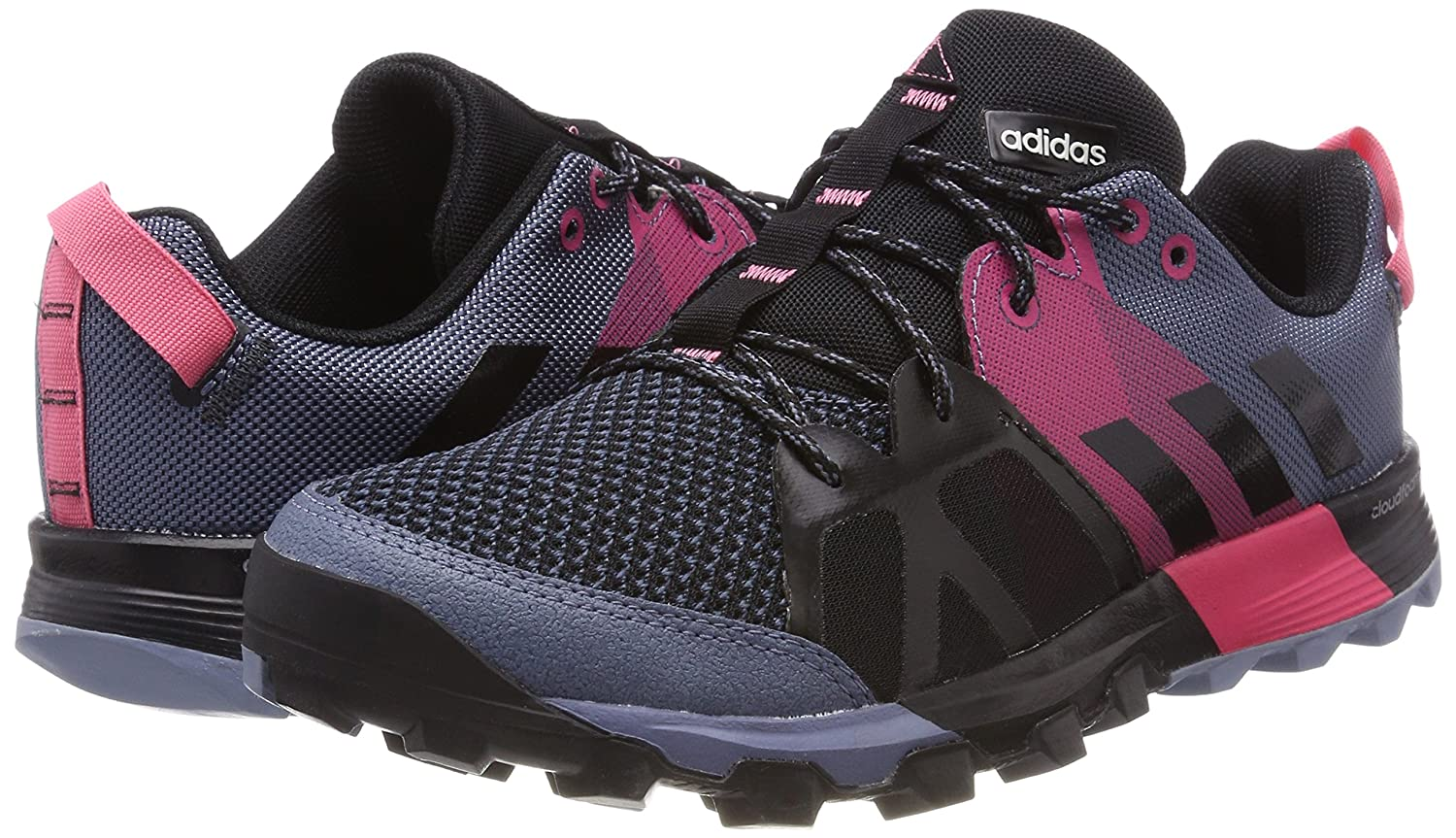 Amazon.com | adidas Kanadia 8.1 Womens Trail Shoes - SS18 | Trail Running