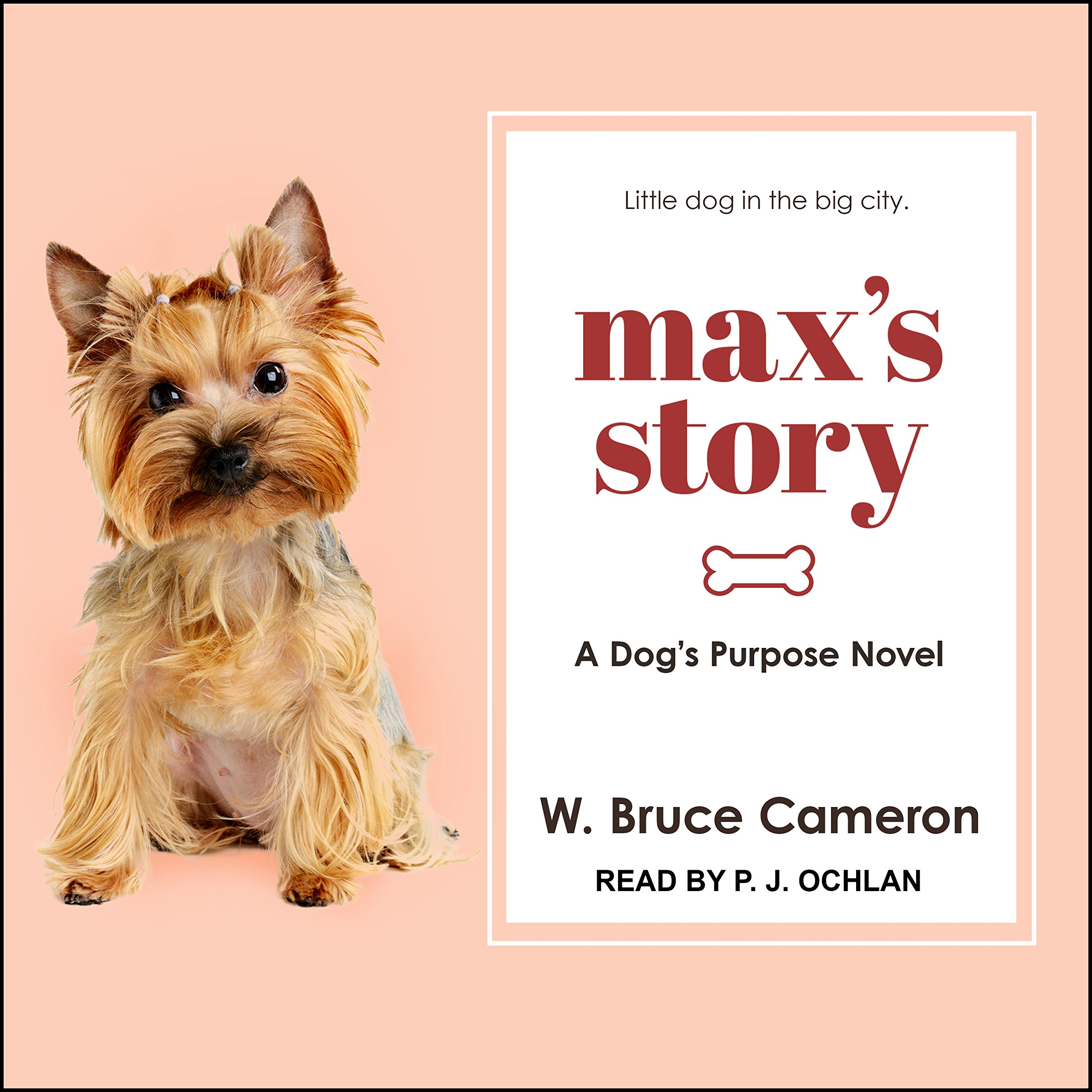 Max's Story: A Dogs Purpose Novel (Dog's Purpose Puppy Tales)
