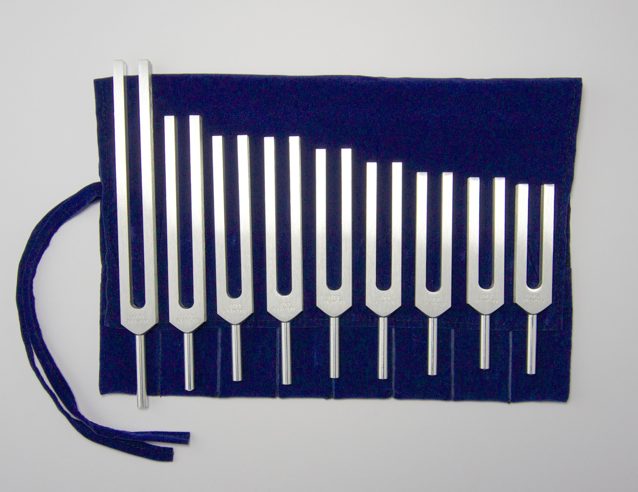 The Holy Harmony Solfeggio Tuning Forks