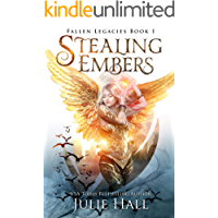 Stealing Embers (Fallen Legacies Book 1) book cover
