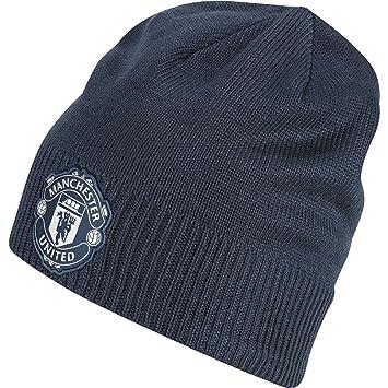 adidas MUFC BEANIE Cap - Manchester United FC for Men 6699e2f05da